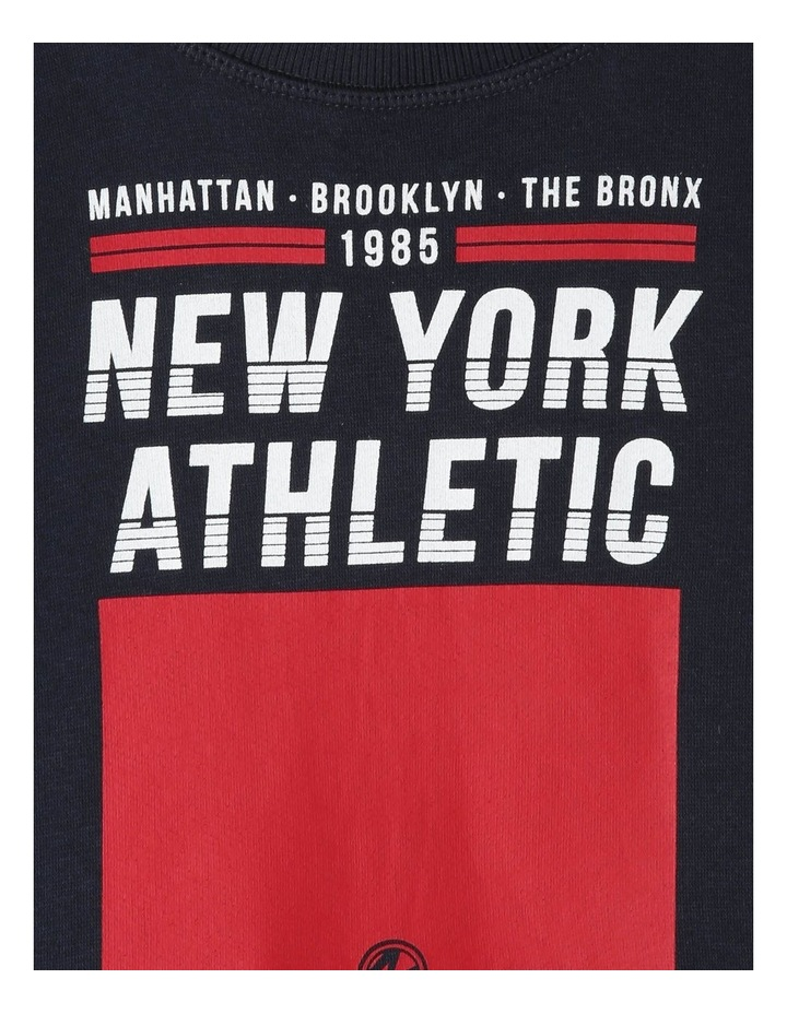 New York Athletic Sweat Top image 2
