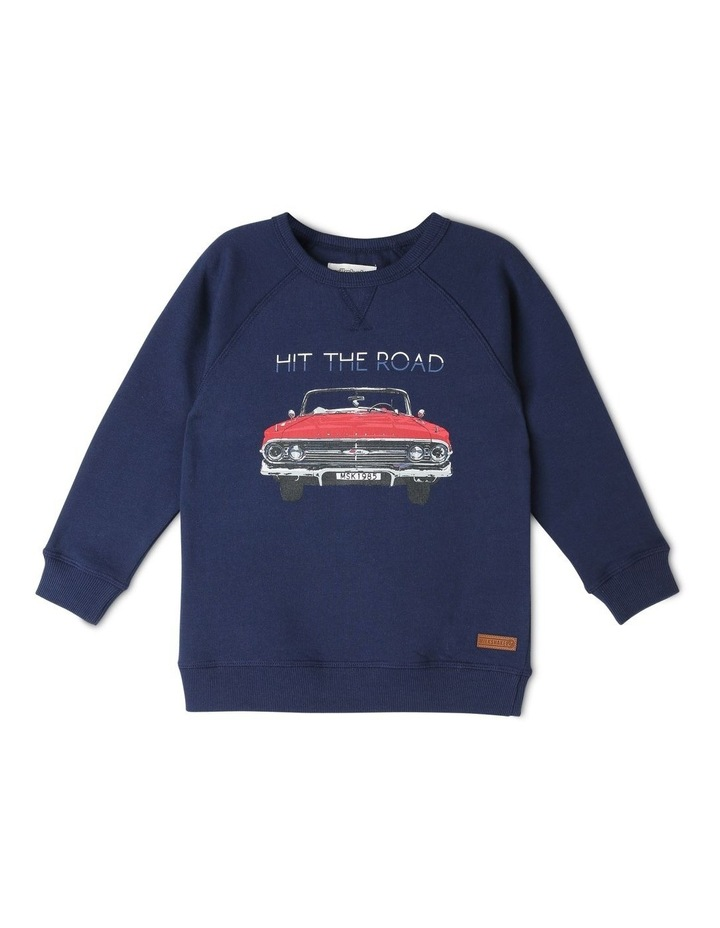 Hit the Road Sweat image 1