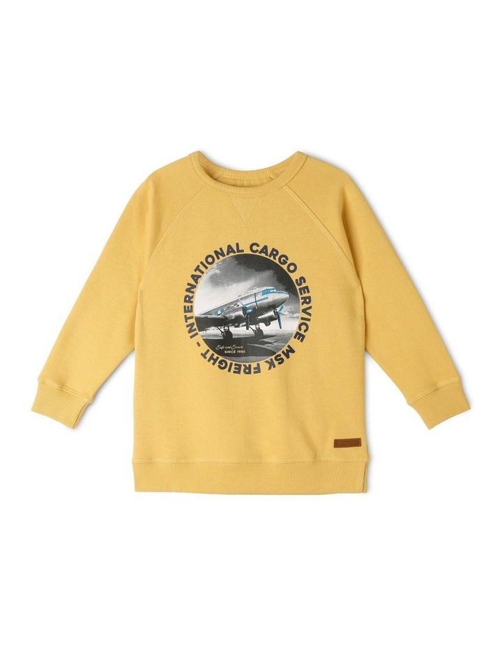 Cargo Services Sweat Top image 1