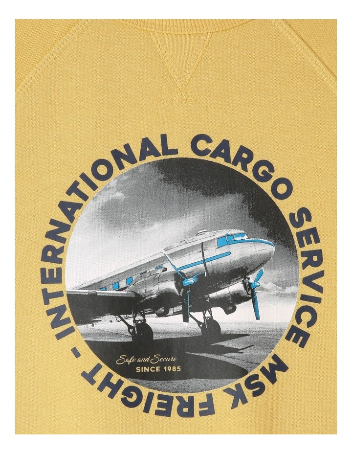 Cargo Services Sweat Top image 2