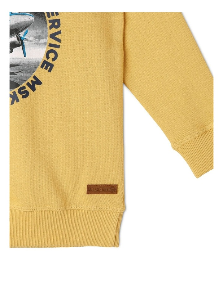 Cargo Services Sweat Top image 3