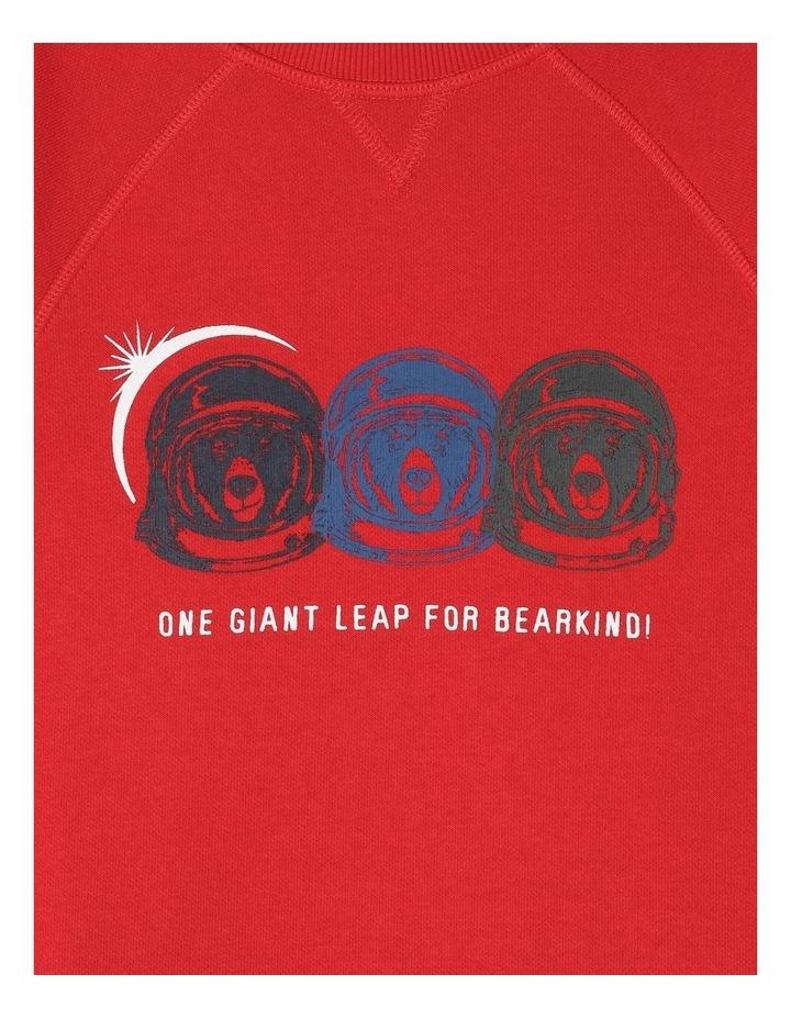 Essentials Bear Astronaut Sweat image 2