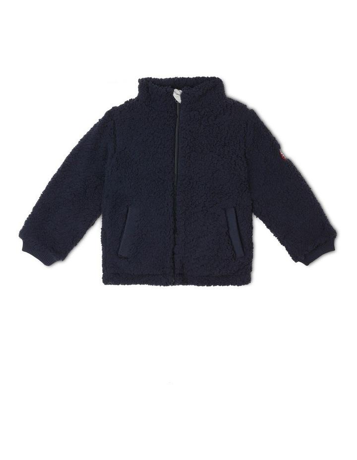 Zip Fleece Sweat Top image 1