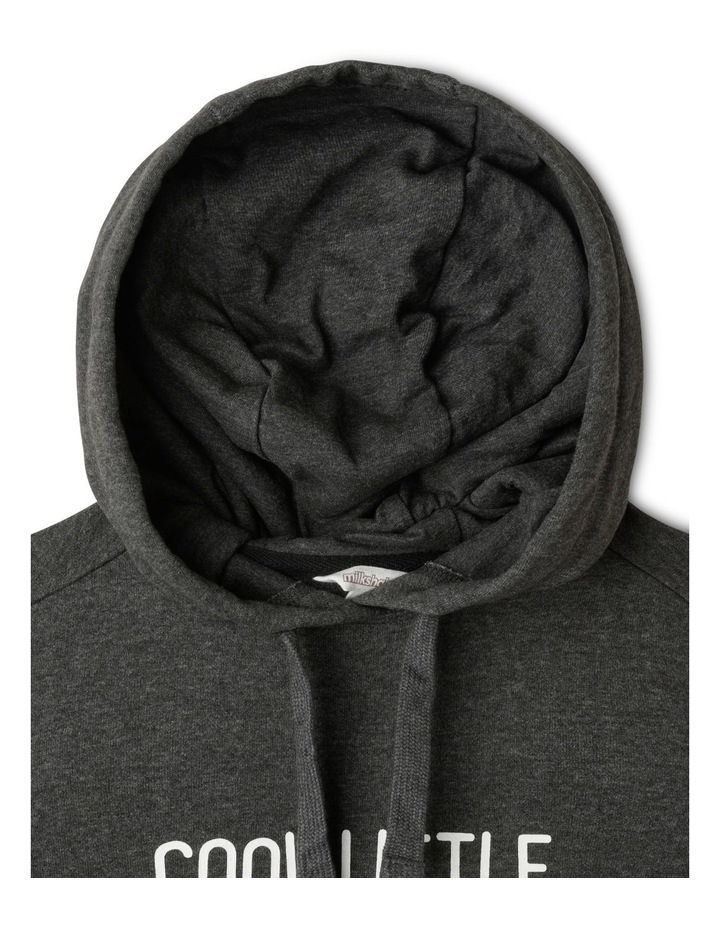 Essentials Hooded Sweat Top image 3