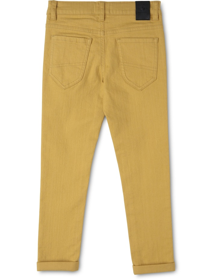 Slim Fit Denim Jean image 2