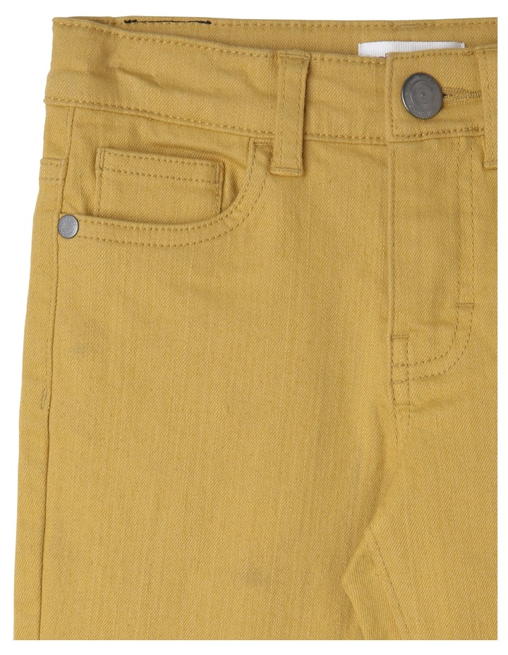 Slim Fit Denim Jean image 3