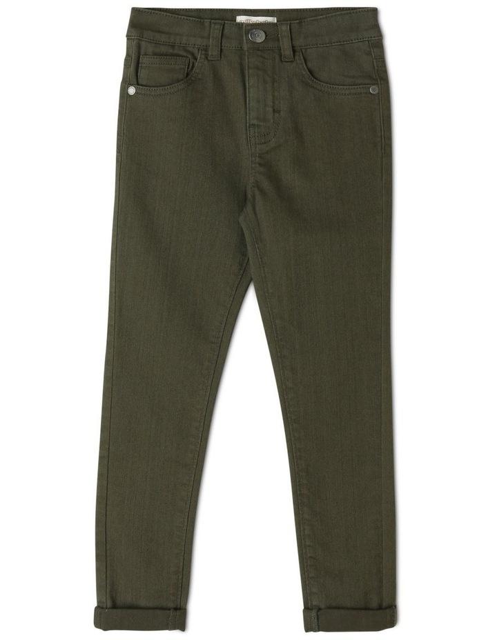 Five Pocket Jean image 1