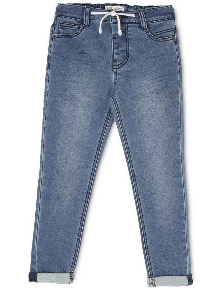 Pull On Jeans image 1