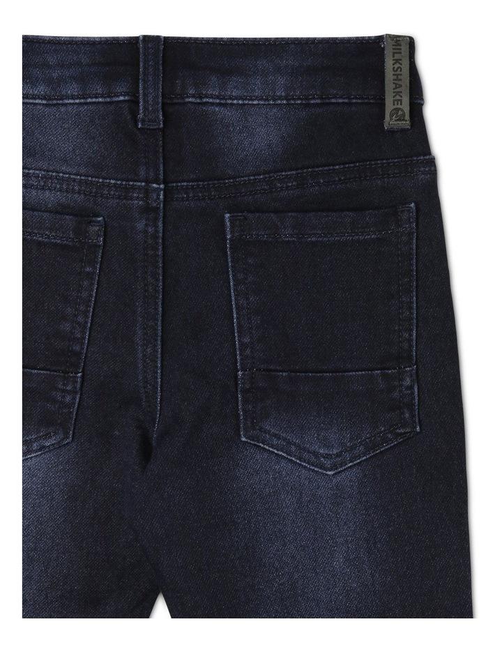 5 Pocket Jean - Dark Denim image 4