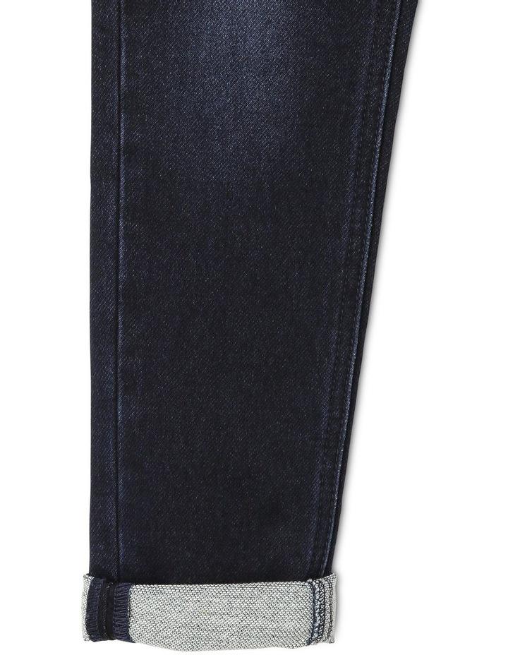 5 Pocket Jean - Dark Denim image 5