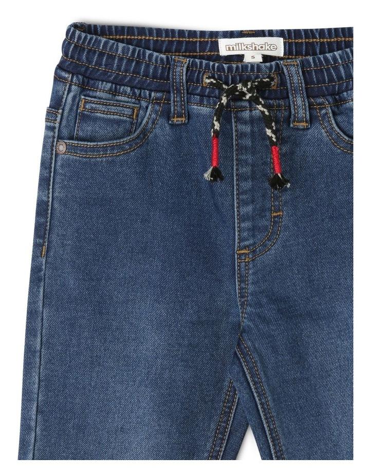 Pull On Pants - Vintage Denim image 3