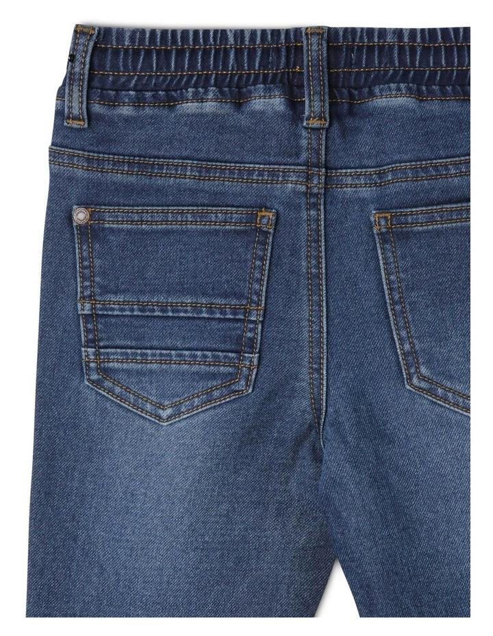 Pull On Pants - Vintage Denim image 4