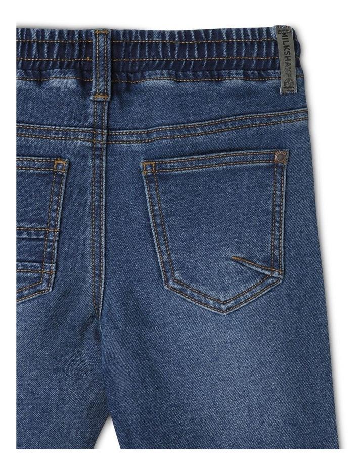 Pull On Pants - Vintage Denim image 5