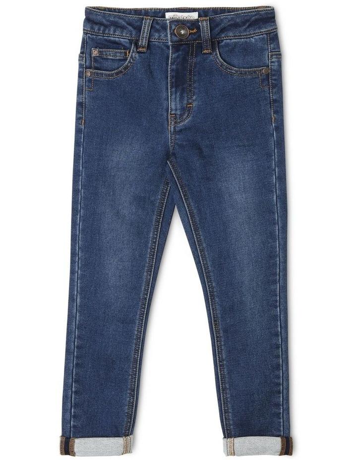 Vintage Denim Jeans image 1