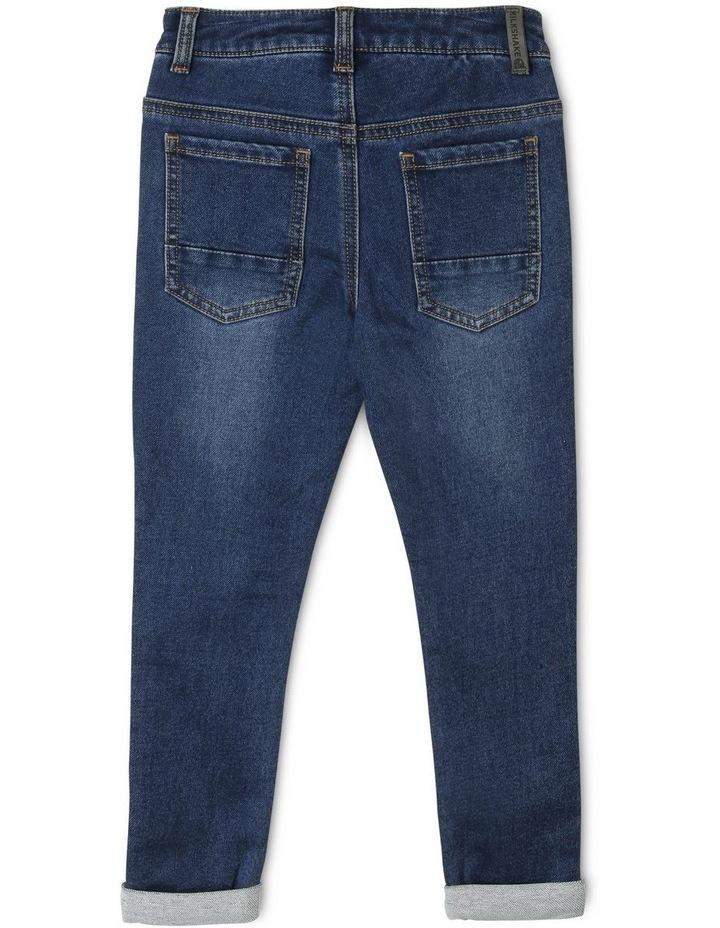 Vintage Denim Jeans image 2