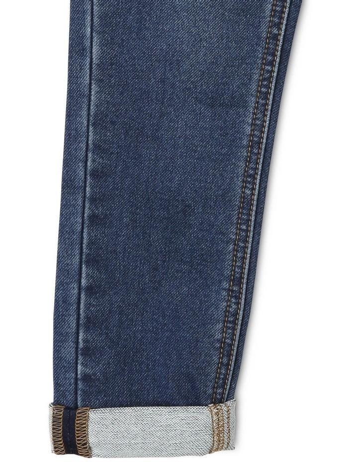 Vintage Denim Jeans image 5