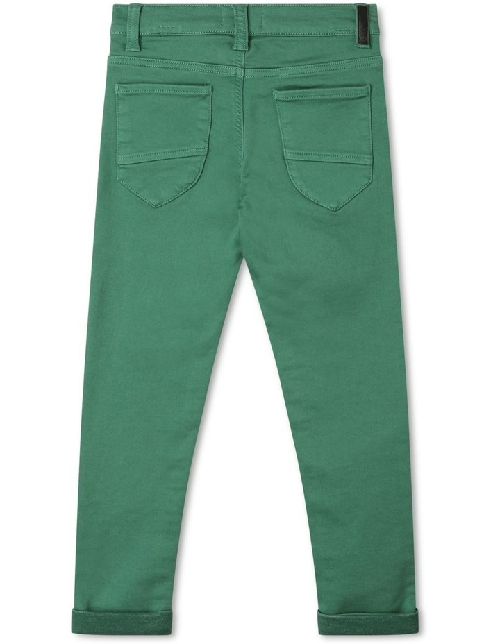Coloured Jean image 2