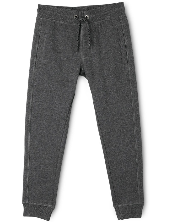 Essentials Core Trackpant Charcoal image 1