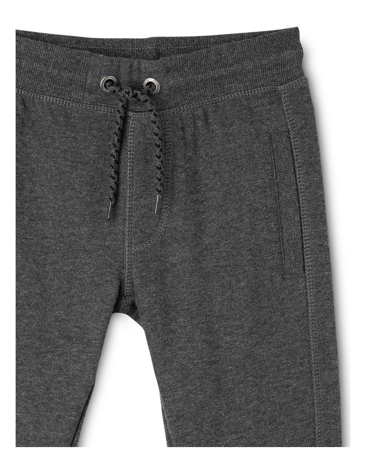 Essentials Core Trackpant Charcoal image 3
