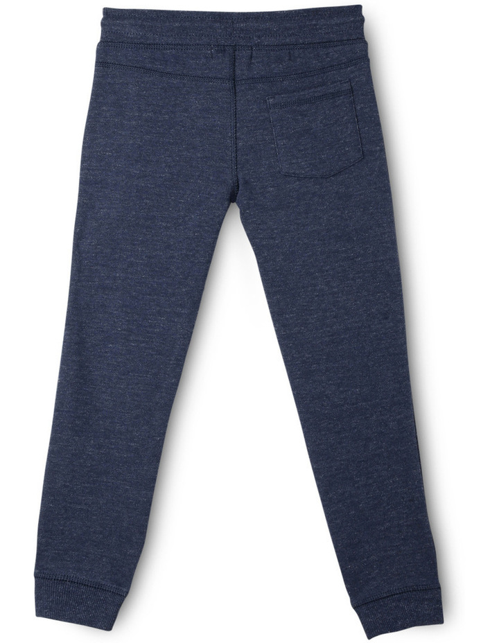 Essentials Core Trackpant Blue Marle image 2