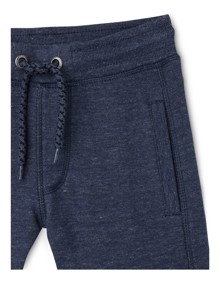 Essentials Core Trackpant Blue Marle image 3