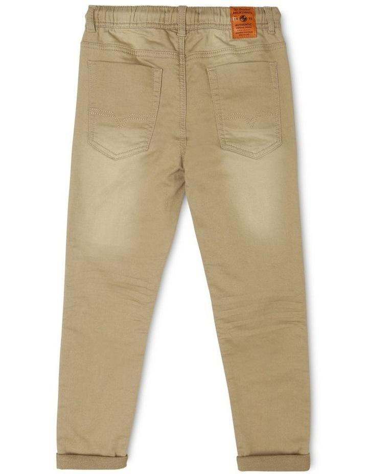 Pull-On Chino Pants image 2