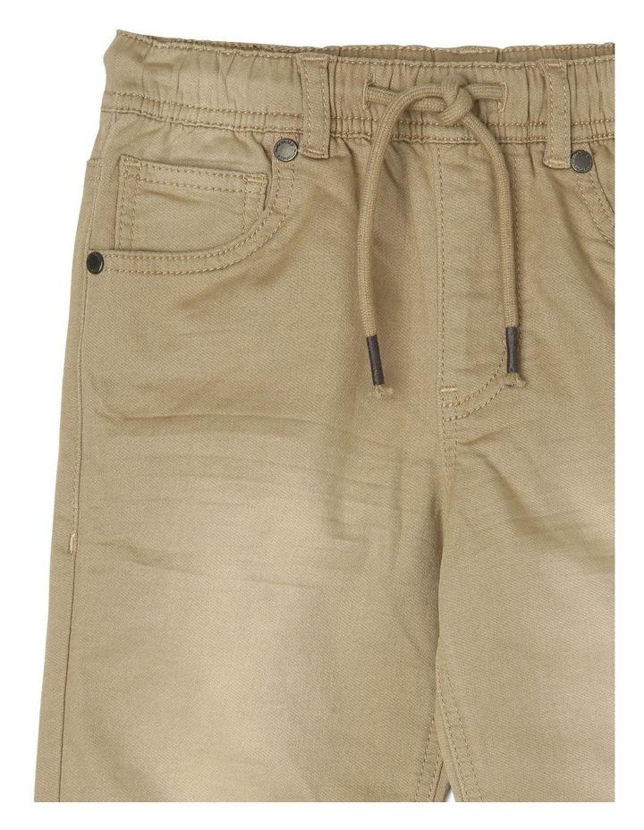 Pull-On Chino Pants image 3