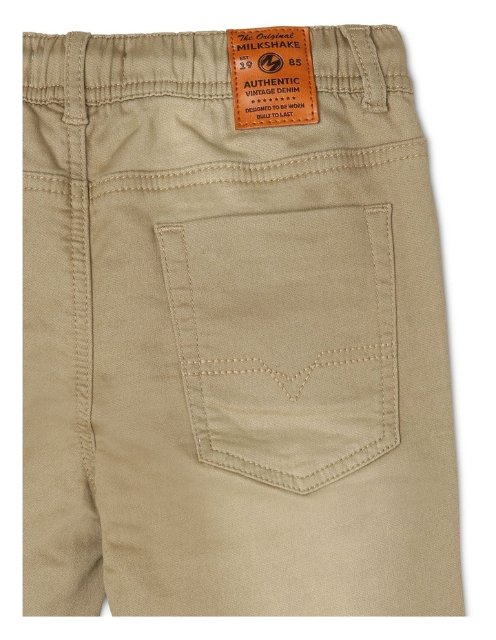 Pull-On Chino Pants image 4