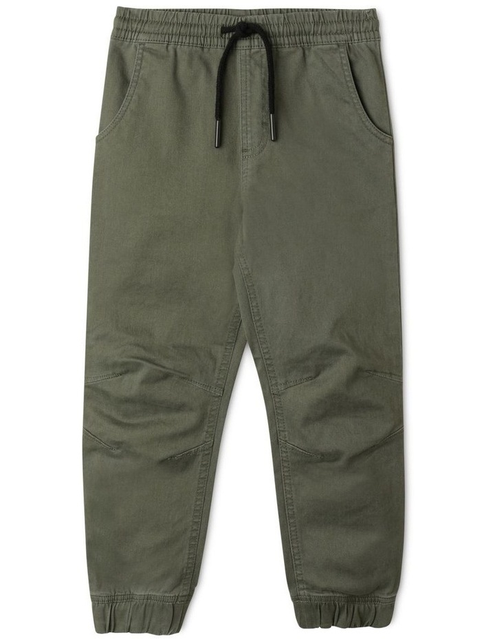 Pull On Stretch Chino Pant image 1