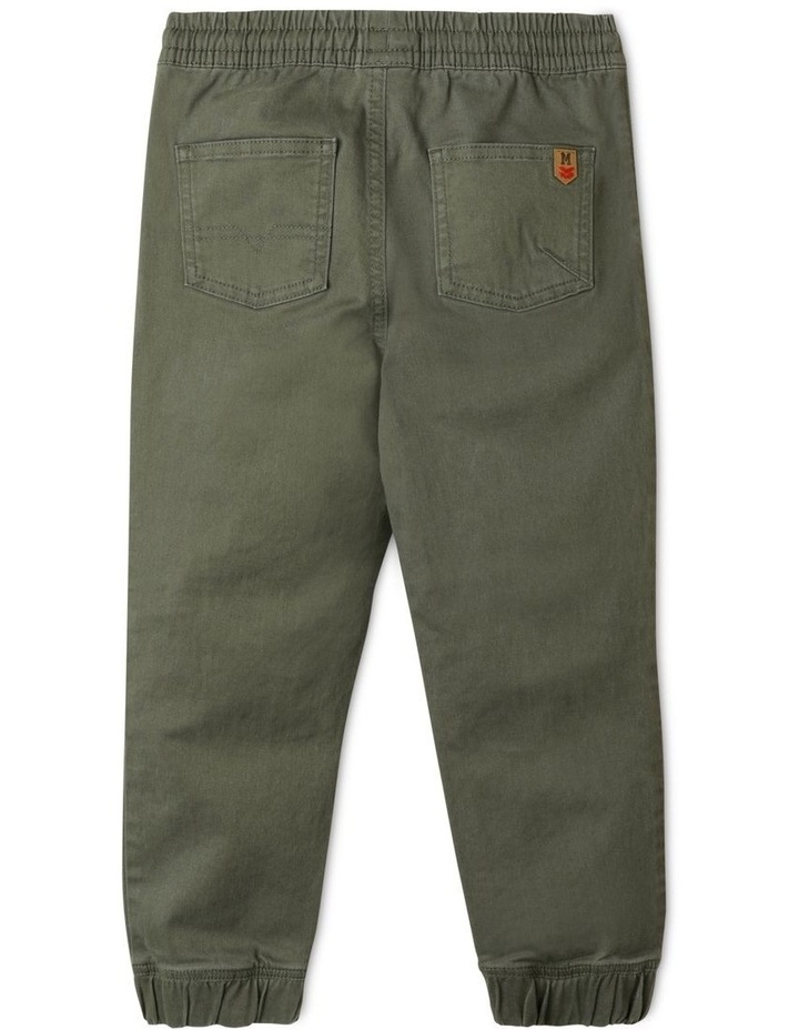 Pull On Stretch Chino Pant image 3