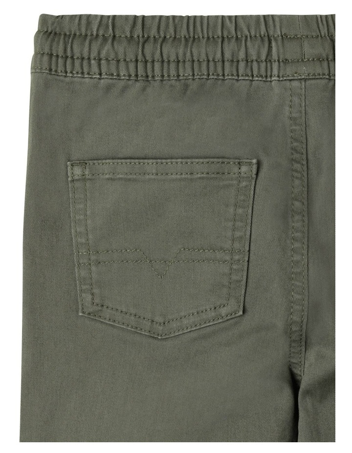 Pull On Stretch Chino Pant image 5