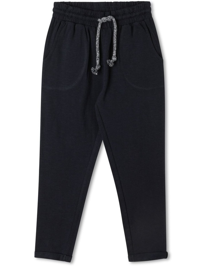 Pull On Jersey Lounge Pant image 1