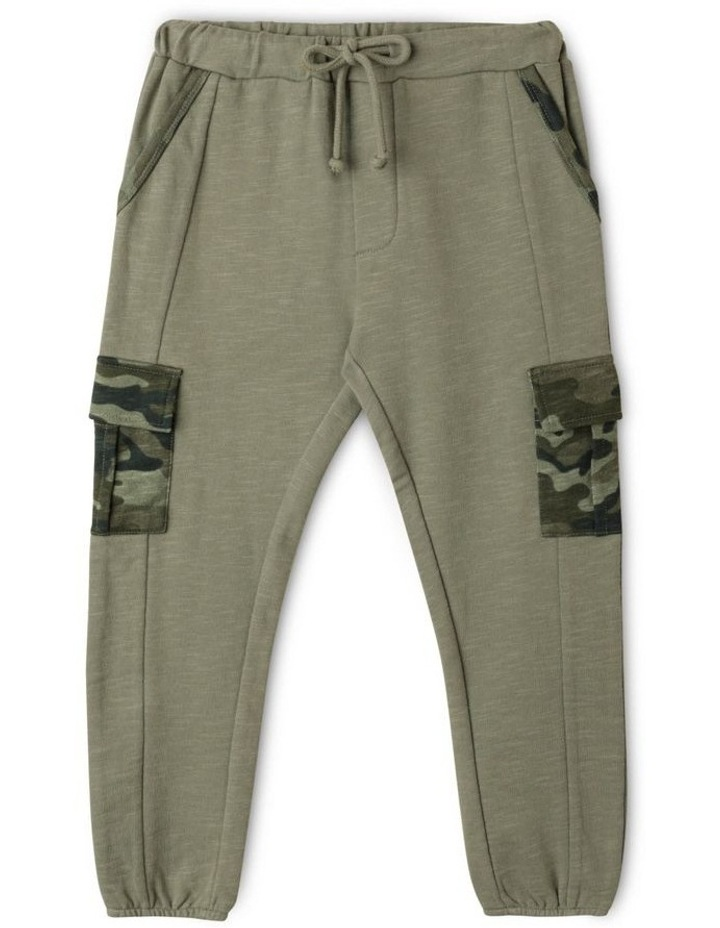 French Terry Trackpant with Cargo Pockets image 1