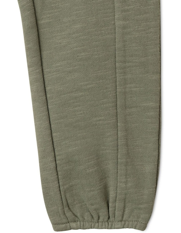 French Terry Trackpant with Cargo Pockets image 4