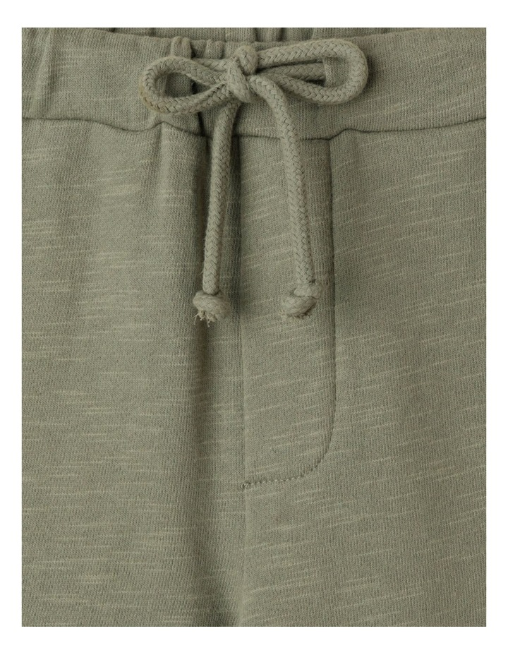 French Terry Trackpant with Cargo Pockets image 5