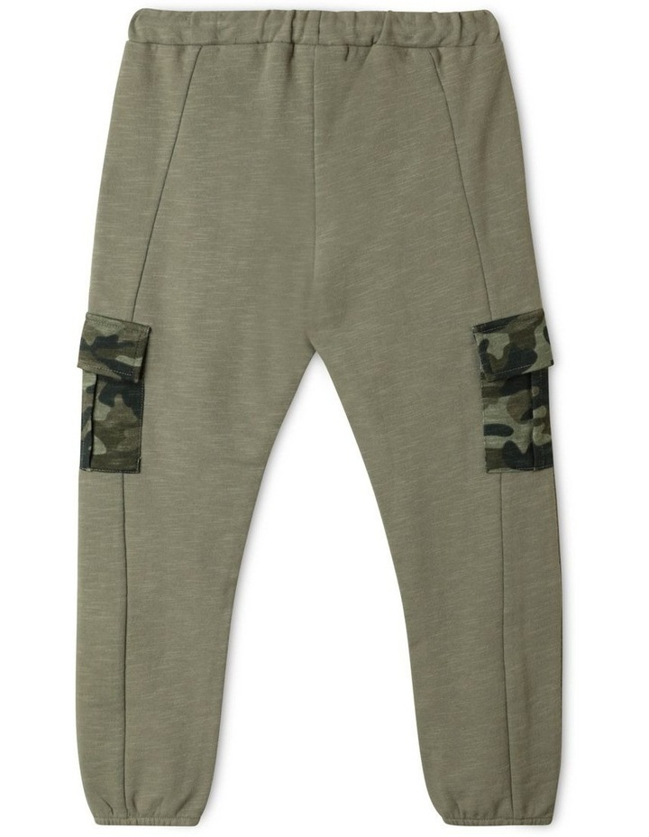 French Terry Trackpant with Cargo Pockets image 6