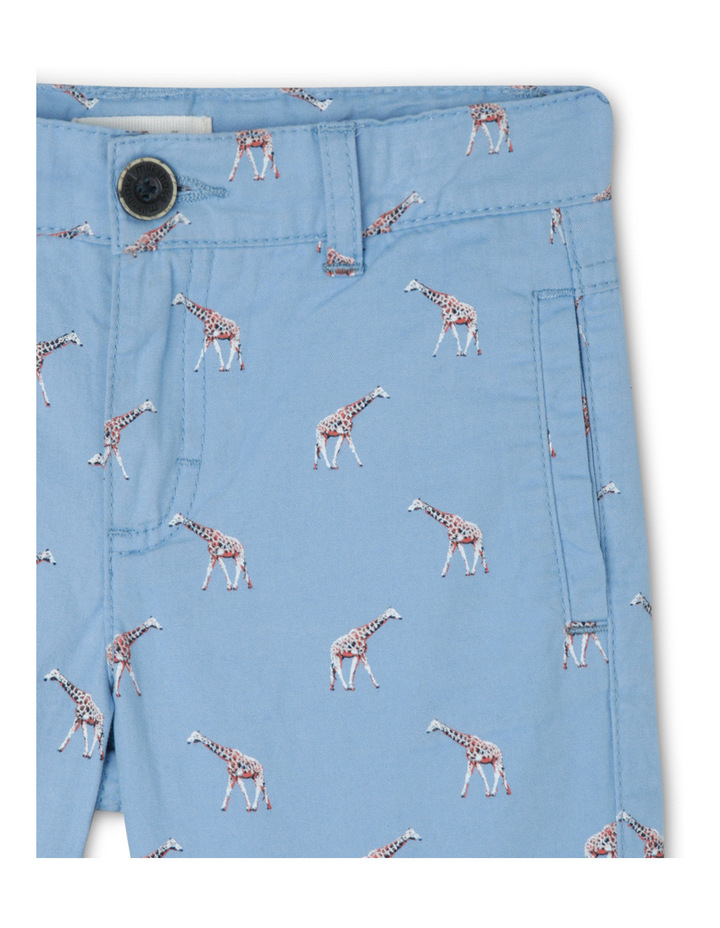 Short Chino Giraffe image 2