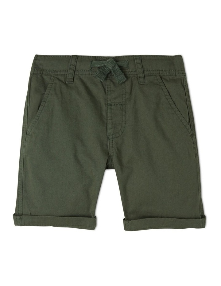 Essential Twill Shorts image 1