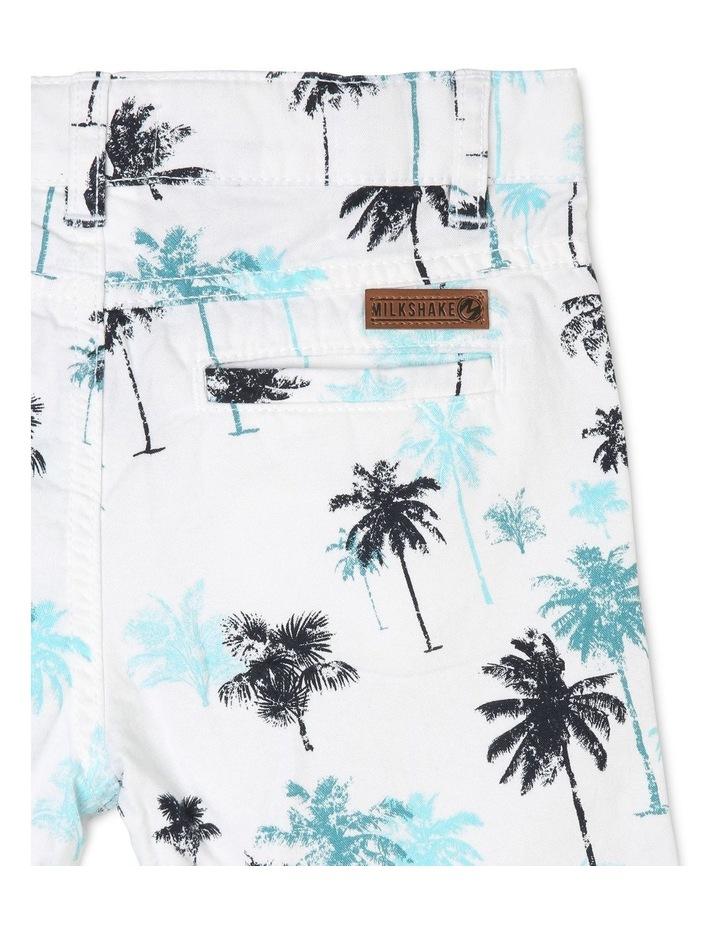 Palm Tree Print Shorts image 4