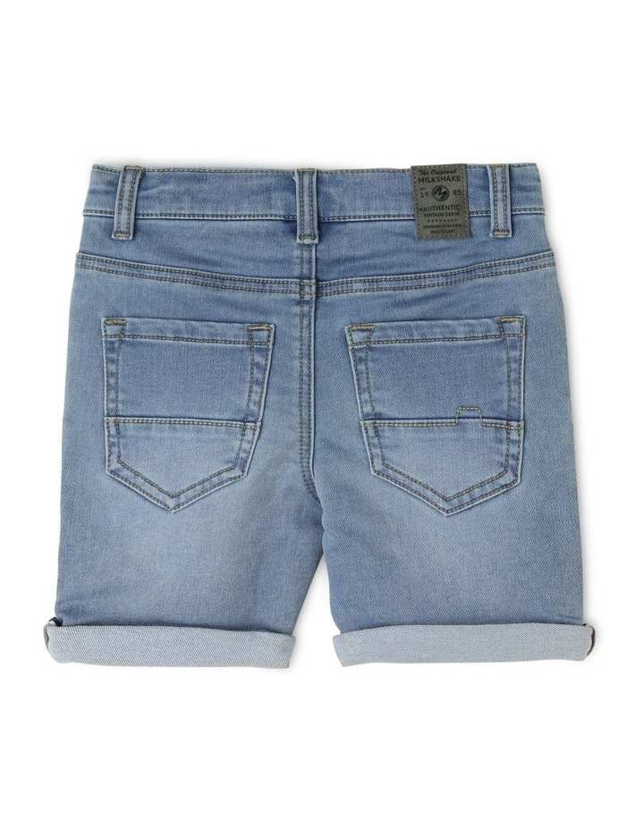 Denim Short image 3