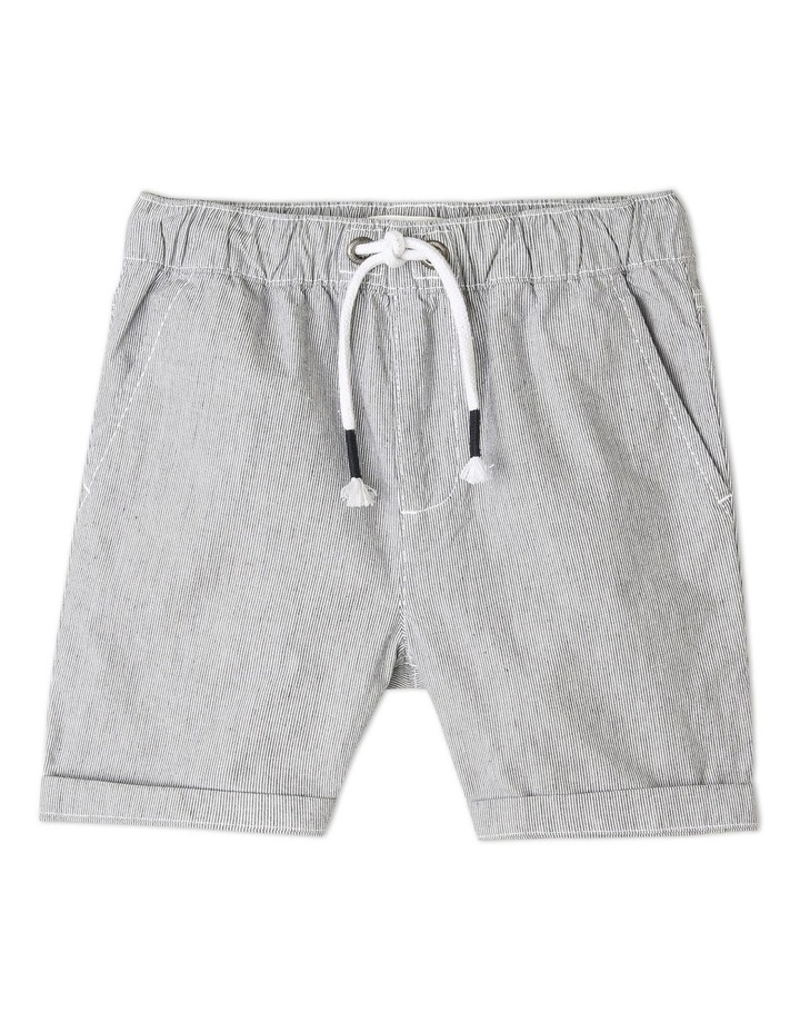 Essentials Woven Pull-On Short image 1
