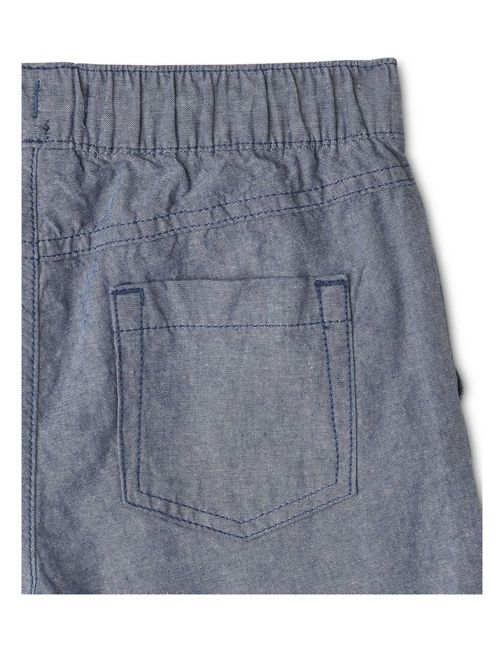 Essentials Chambray Pull On Short image 4