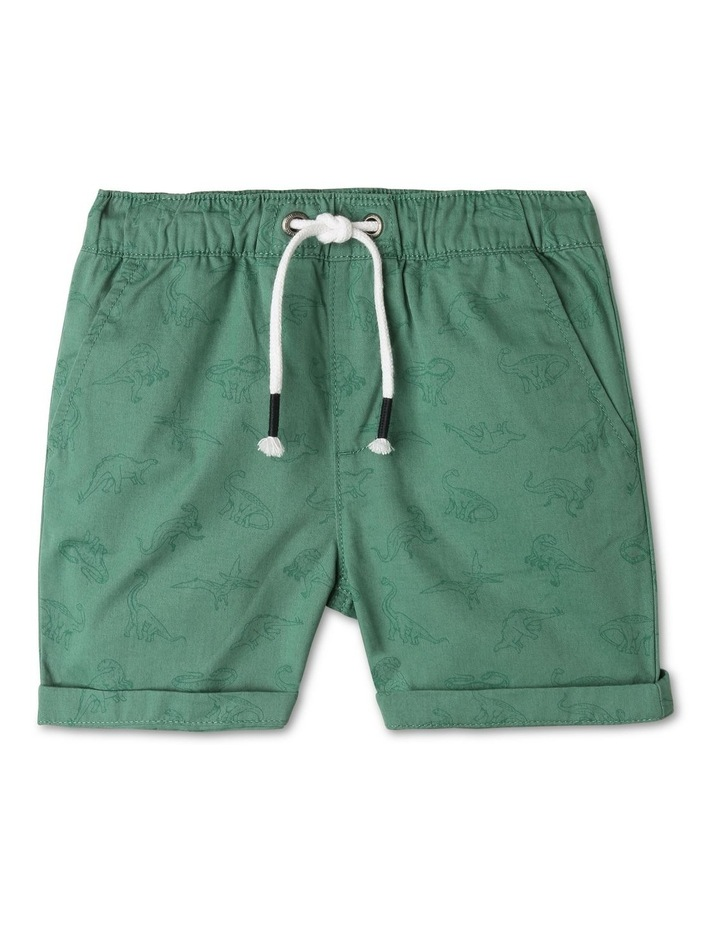 Essentials Chino Pull-On Short image 1
