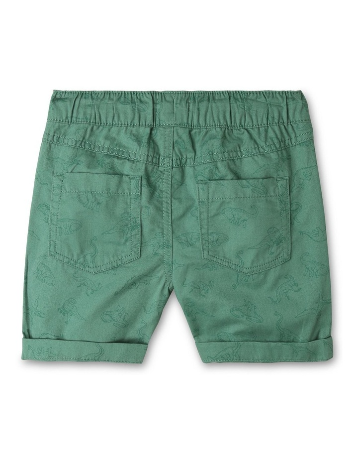 Essentials Chino Pull-On Short image 2