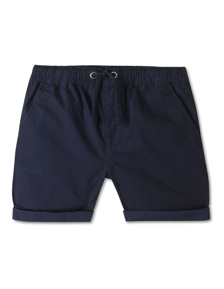 Textured Pull-On Short image 1