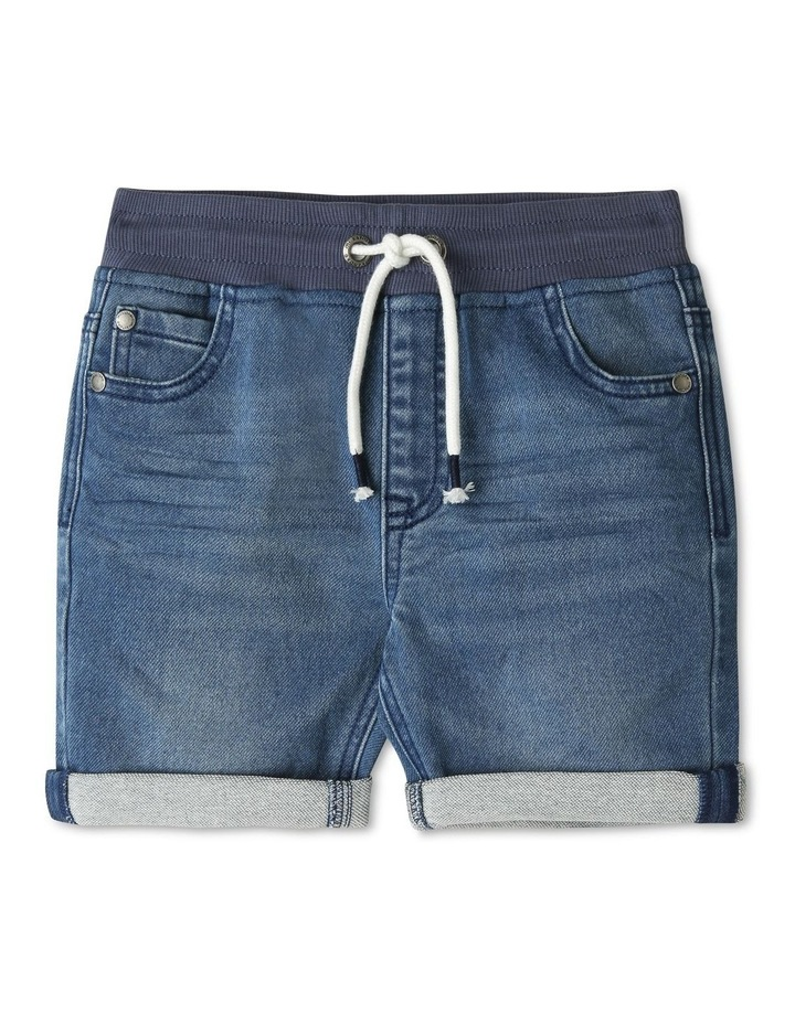 Denim Short image 1