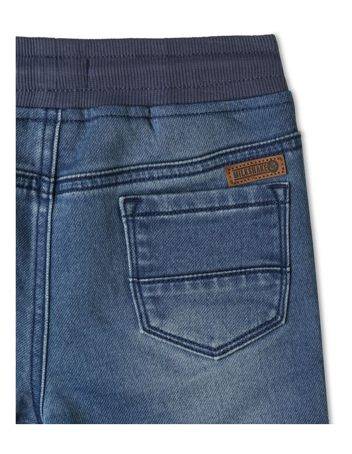 Denim Short image 4