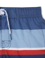 Milkshake - Nautical Stripe Boardie