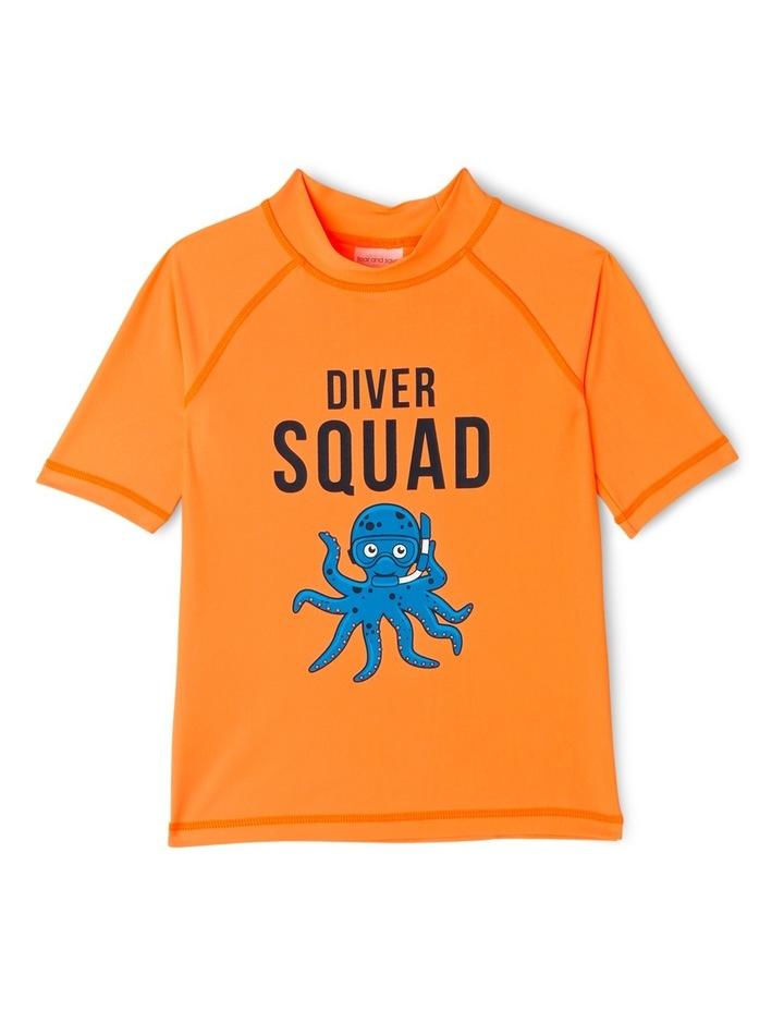 Diver Squad Rashie image 1
