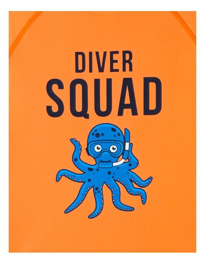 Diver Squad Rashie image 2